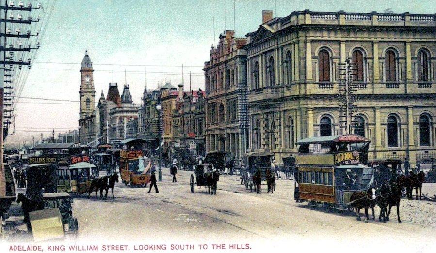 adelaide-traffic-1900s
