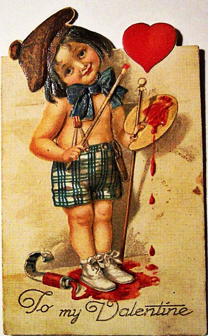 creepy-vintage-valentines-day-cards-33