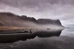 """""""Reflection"""", Iceland."""