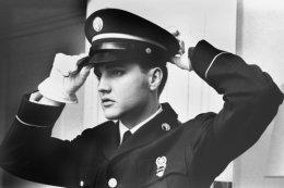 Elvis Presley's Army Days,1958-1960.