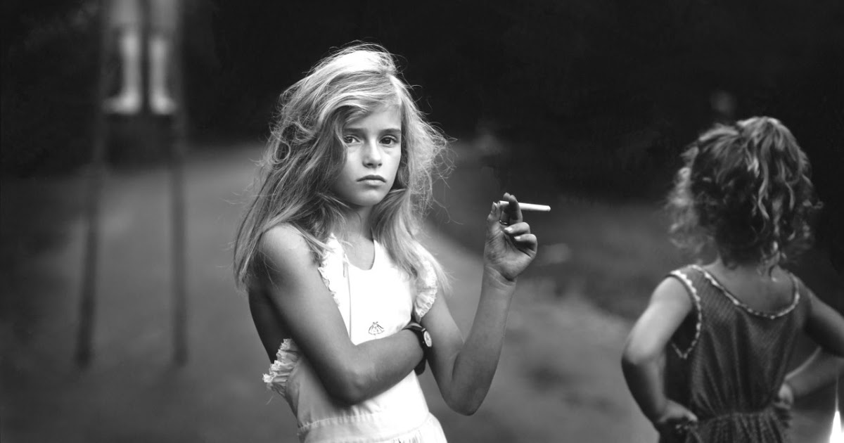 Sally Manns Candy Cigarette Is One Of The Most Iconic Photographs 20th Century