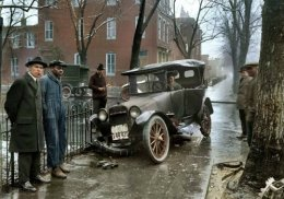 Car Culture in the1920s-1930s.