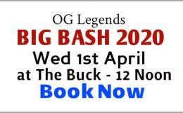 2020 – One Last BIGBash.