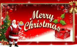 Have a safe and HappyChristmas.